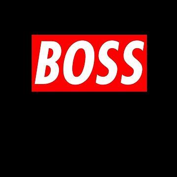 Boss by sandywoo