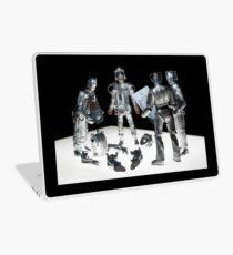 How many Cybermen... Laptop Skin