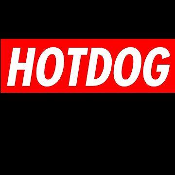 Hot Dog by sandywoo
