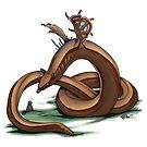 Slow Wyrm by Swirlything