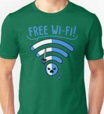 Free Wi-Fi! Unisex T-Shirt