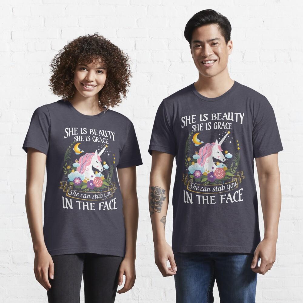Funny Unicorn Shirt Essential T-Shirt