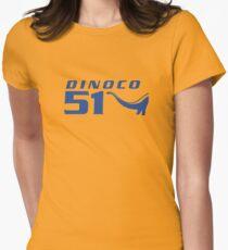 Dinoco Cruz - Cars 3 Fitted T-Shirt