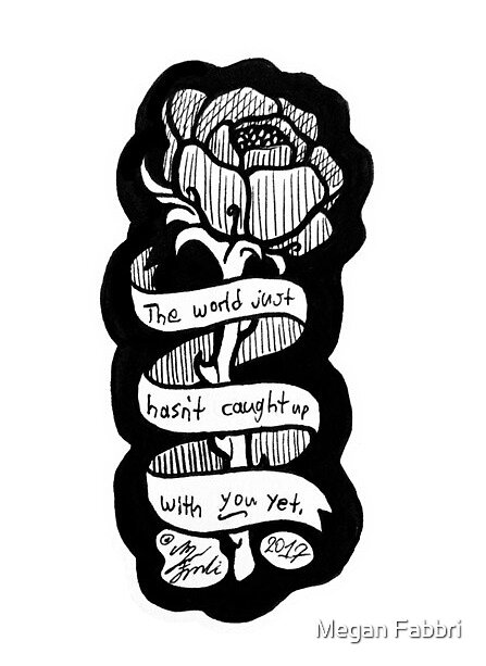 Progressive Bloom by Megan Fabbri