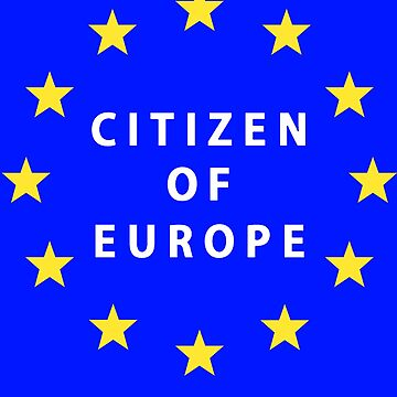 Citizen of Europe by west12345