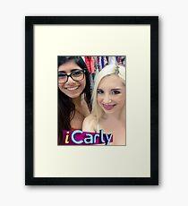 i Carly Framed Print