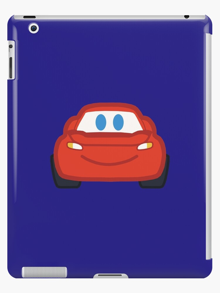Lightning Emoji Cars 3 Ipad Cases Skins By Captaingmurd Redbubble