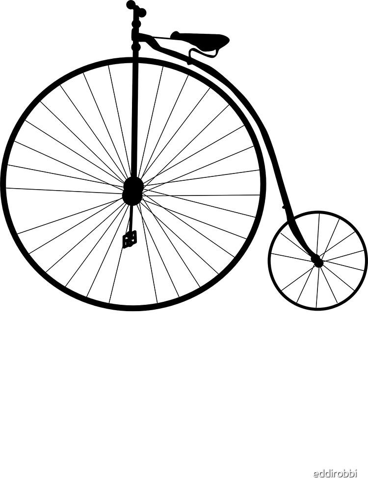 traditional, bicycle, bike, nostalgia, classic,  by eddirobbi