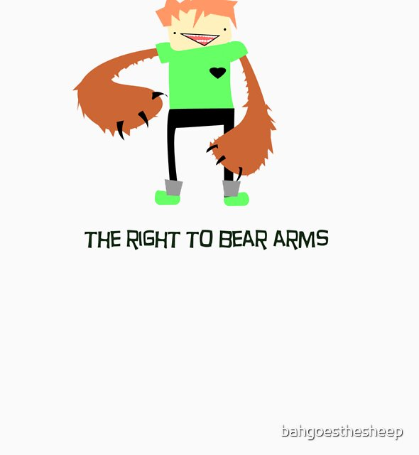 the right to bear arms by bahgoesthesheep