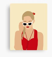 Wendy Peffercorn Canvas Print