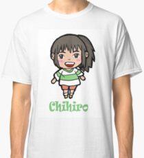 Chihiro- Spirited Away  Classic T-Shirt