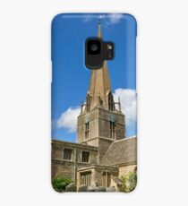 England - Oxfordshire - Bampton - St. Mary's Church Case/Skin for Samsung Galaxy