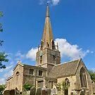 England - Oxfordshire - Bampton - St. Mary's Church by Ren Provo