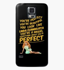 Valentina, you're perfect, you're beautiful... Case/Skin for Samsung Galaxy