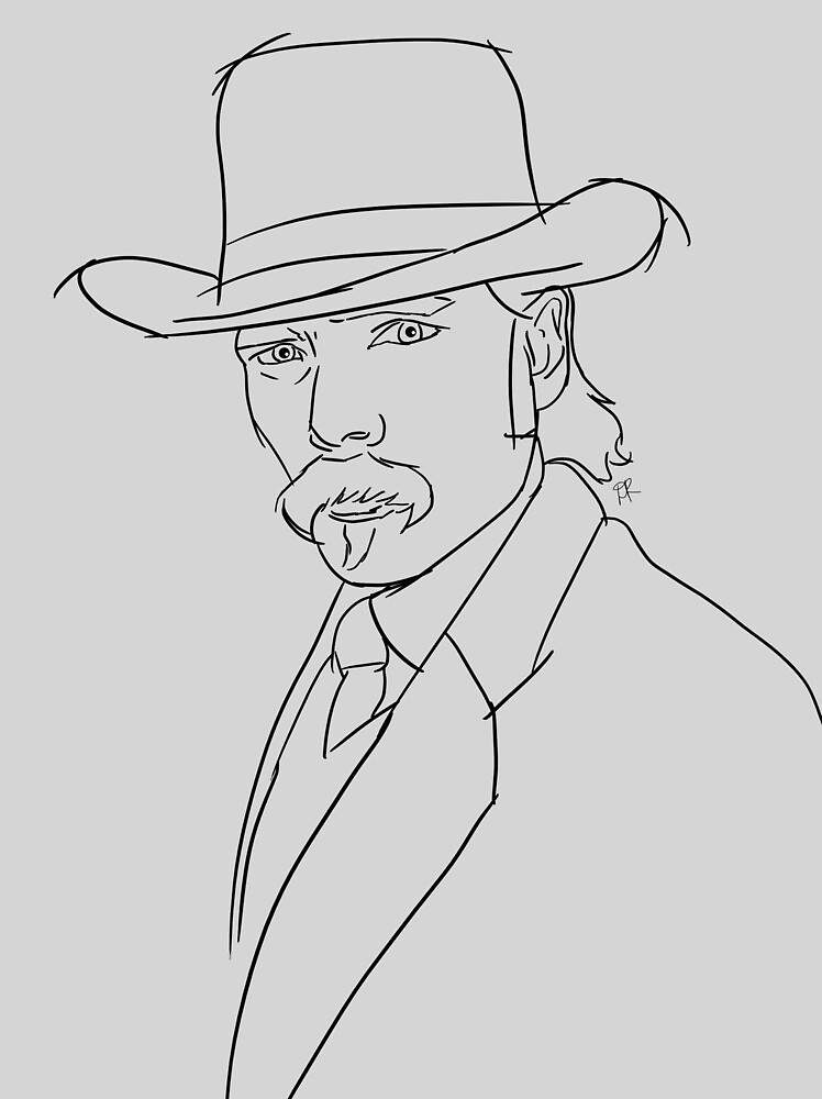 Doc Holliday by Daniela  Reis