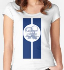 Legends of American Motor Racing Women's Fitted Scoop T-Shirt