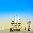 Sail Boston - Oliver Hazard Perry by LudaNayvelt
