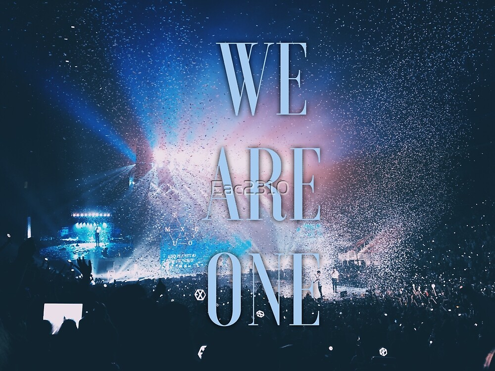 EXO - we are one #2 by Eac2310