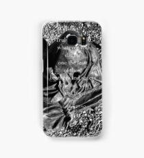 Matthew 25: 40 Samsung Galaxy Case/Skin