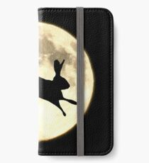 Hare and Moon iPhone Wallet/Case/Skin