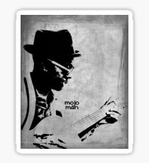 mojo man Sticker