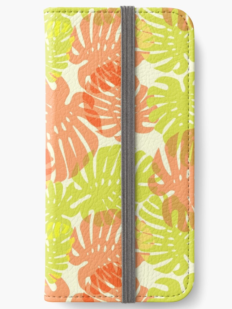 Summer Tropical Leaves by analogica