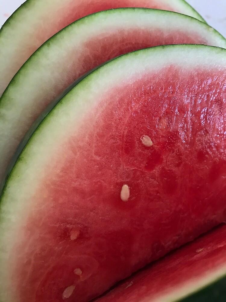 Watermelon by createdbycaro