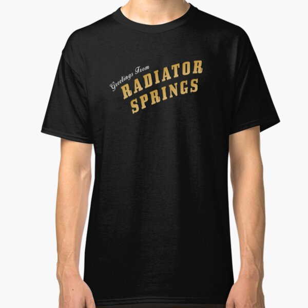 Greetings from Radiator Springs Classic T-Shirt