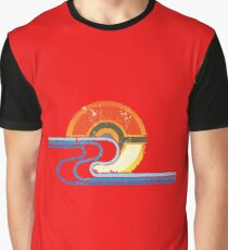 Pokemon Beach Tee Graphic T-Shirt