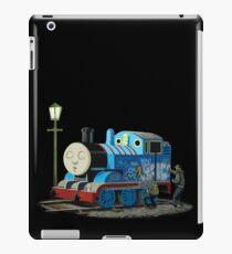 Banksy Thomas The Tank Engine iPad Case/Skin