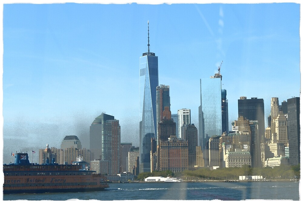 GREETINGS FROM NEW YORK by kadey
