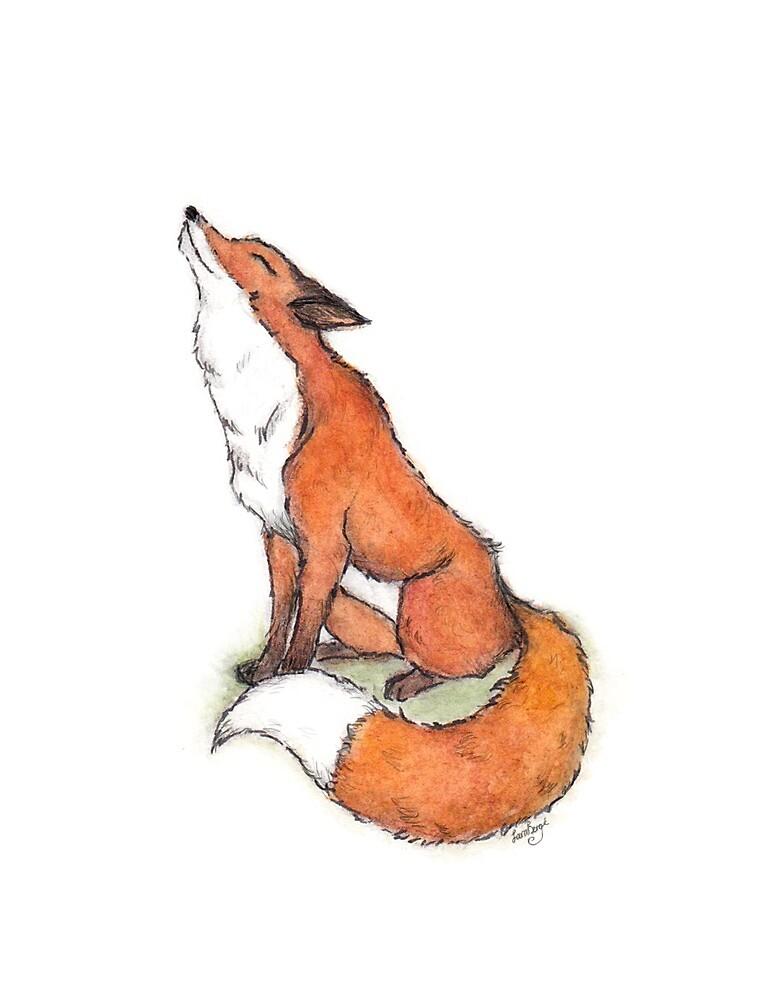 Little Fox by LaraBerge
