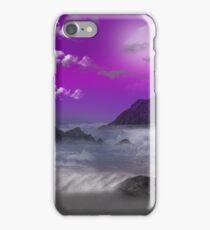 The Sea at Night iPhone Case/Skin