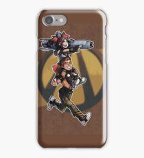 Axton & Gaige - Borderlands 2 iPhone Case/Skin