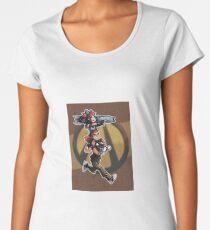 Axton & Gaige - Borderlands 2 Women's Premium T-Shirt