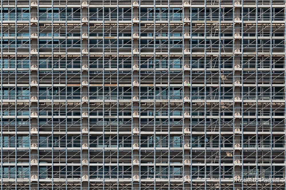 urban pattern by Roberto Pagani