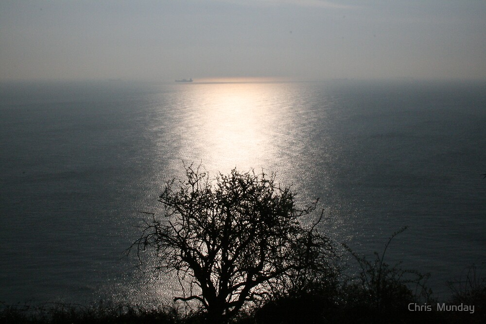 Glimmer of light by Chris  Munday