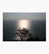 Glimmer of light Photographic Print