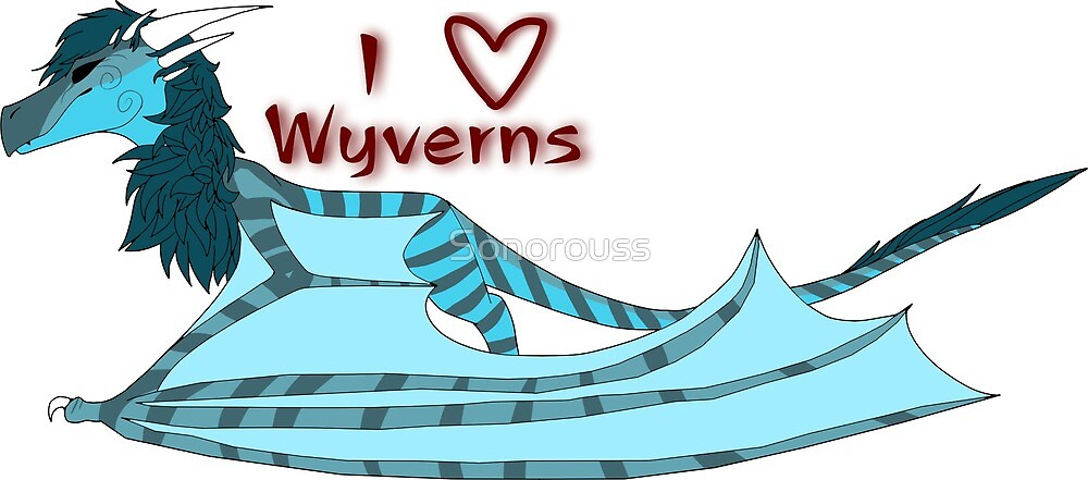 I <3 Wyverns! by Sonorouss
