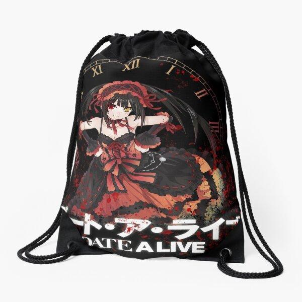 Kurumi - Date a live Drawstring Bag