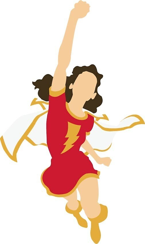 Mary Marvel by smasher5000