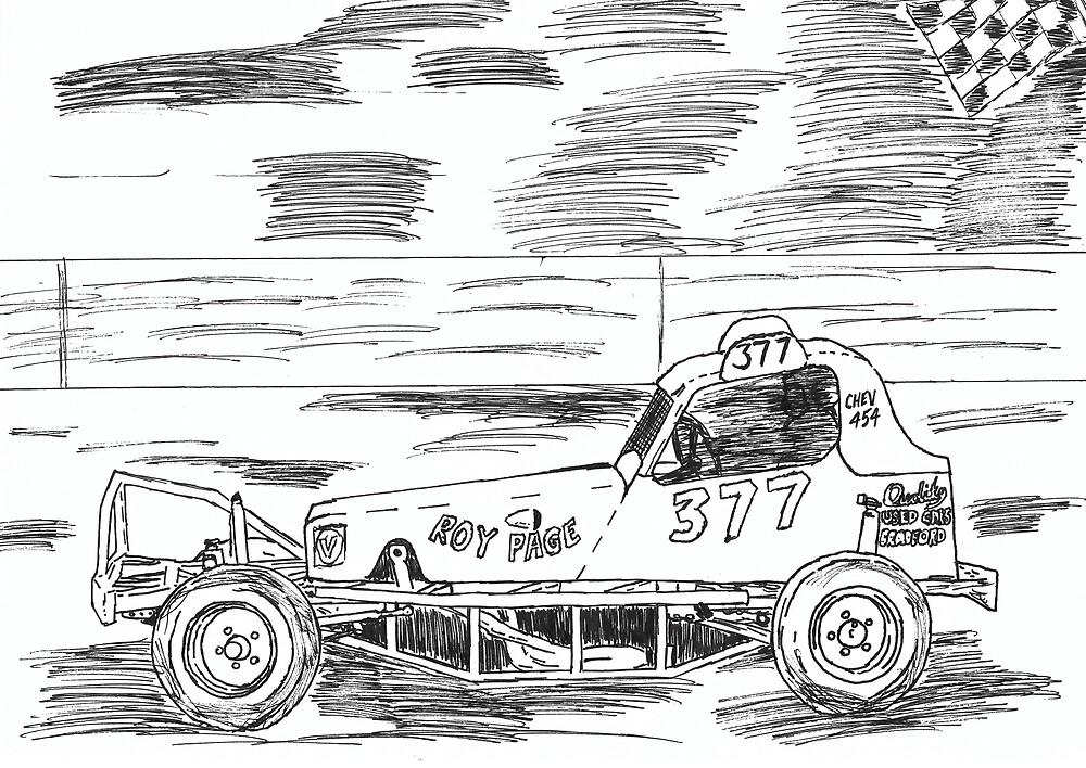 Roy Page by Stuart Price