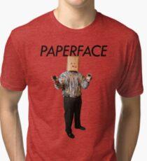 PAPERFACE 2017 Tri-blend T-Shirt
