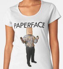 PAPERFACE 2017 Women's Premium T-Shirt