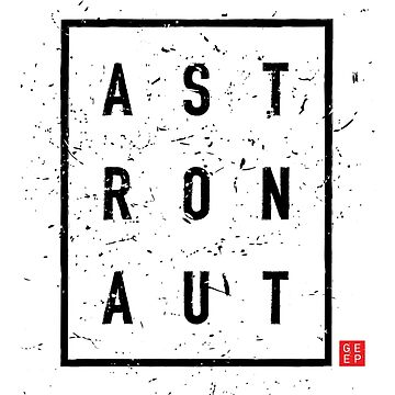 ASTRONAUT 1 by geep44