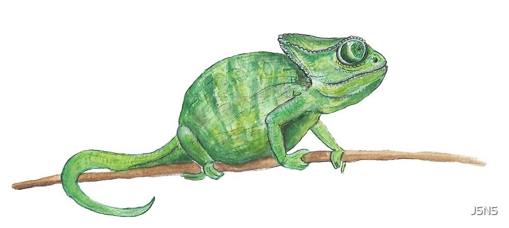 Chameleon by J5N5