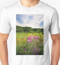 Cornflower mood  Unisex T-Shirt