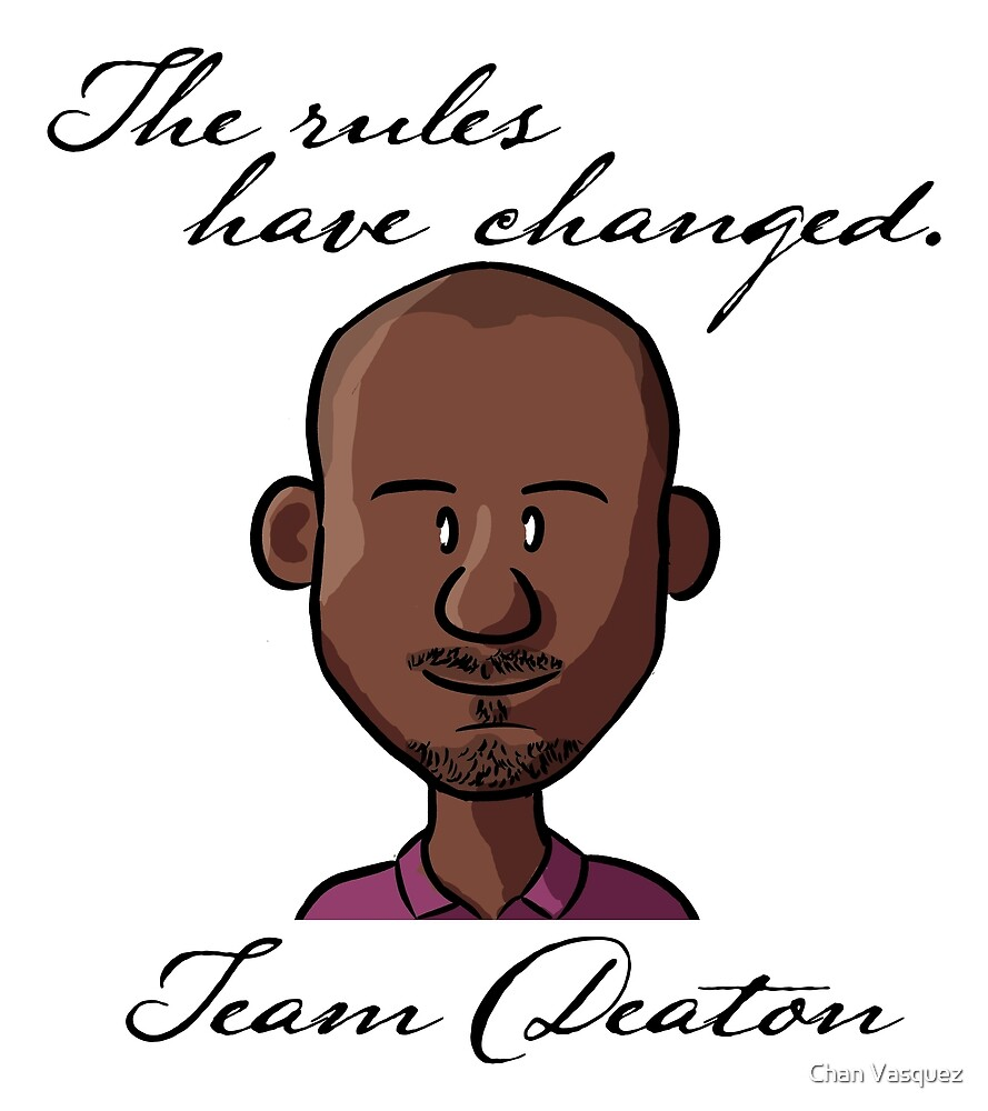 Teen Wolf Portraits - Dr. Alan Deaton by Chan Vasquez