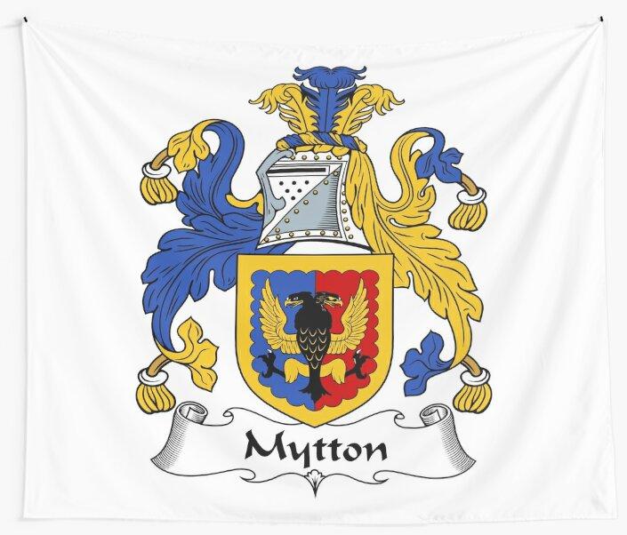 Mytton by HaroldHeraldry