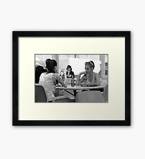 Roy Orbison Is In The House Framed Print